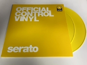 Serato Yellow Performance Series Control Vinyl pair