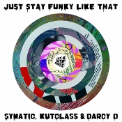 "7"" VINYL - Just Stay Funky Like Za - Black Vinyl"