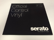Serato Black Performance Series Control Vinyl pair