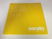 "Serato Official Control Vinyl 12"" Yellow (Pair)"