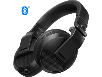Pioneer DJ HDJ-X5BT Bluetooth Headphones Black