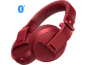 Pioneer DJ HDJ-X5BT Bluetooth Headphones Red