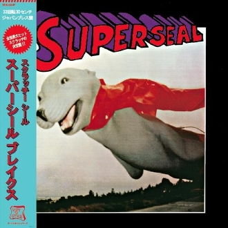 Skratchy Seal (DJ QBert) - Super Seal Breaks Japan Edition 12""