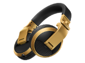 Pioneer DJ HDJ-X5BT Bluetooth Headphones Gold